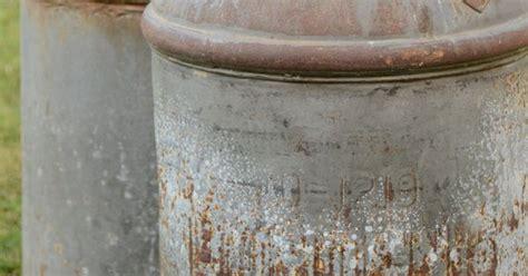reserved  jonathan large antique metal milk jug french