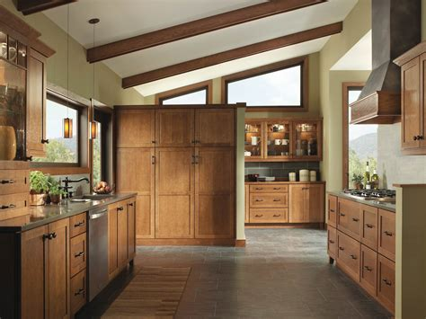 contemporary oak kitchen cabinets gallery mid state kitchens 5743