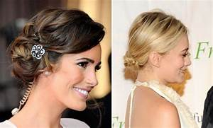 Copia estas ideas de moños para cabello corto