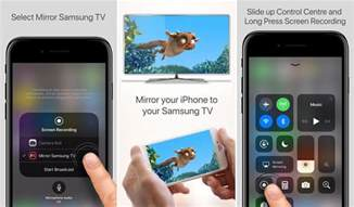 iphone to samsung tv you can now mirror your iphone directly to a samsung tv