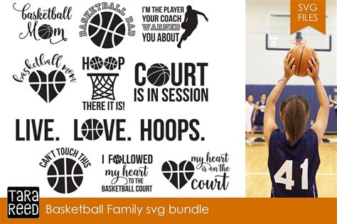 basketball family svg bundle questionsmachinegoogle
