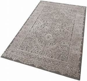 Antirutschmatte Teppich Auf Teppich : teppich merinos naomi vintage hoch tief effekt online kaufen otto ~ Markanthonyermac.com Haus und Dekorationen
