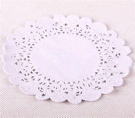 lace paper liners 25cm cutout flower 180pcs cupcake bulk cake dhgate doily placemats