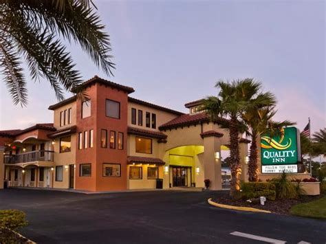 Hotels Near Deck Daytona Florida by Quality Inn Daytona Speedway Daytona Hotel