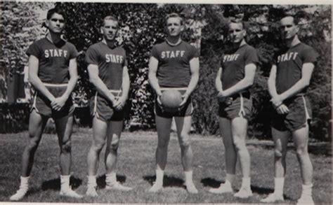 trump donald basketball team intramural he center classmates businessinsider