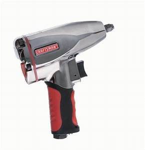 Find Craftsman 919981 Pneumatic Impact Wrench 3  8 U0026quot  Each