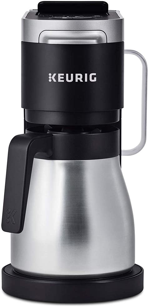 This is the pot to get if you have a small living space or if you need a coffee maker for your rv or small apartment. Top 5 Best Thermal Carafe Coffee Maker Reviews Updated 2020