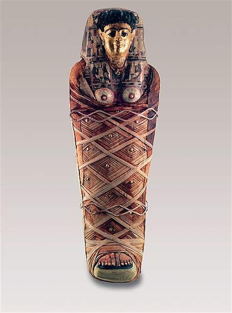 Ägyptische Mumien im Landesmuseum Württemberg