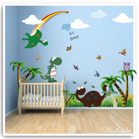 Dinosaur Wall Decoration Ideas Wall Decor Ideas