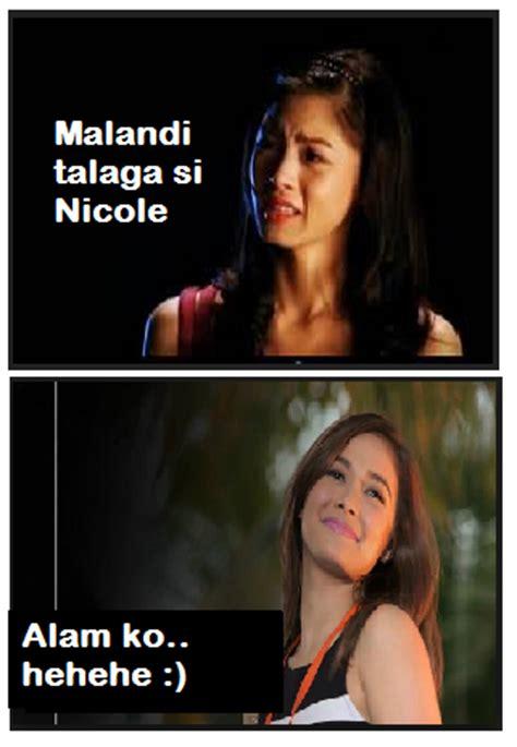 Nicole Meme - live life random kim chiu and nicole meme lol