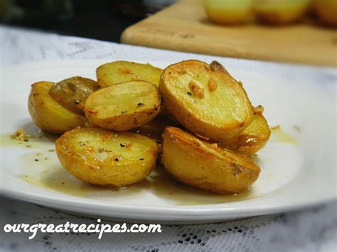 pan fried potatoes pan fried potatoes with rosemary and garlic cook n share world cuisines