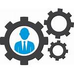 Efficiency Operational Process Icon Med Distributor Improve