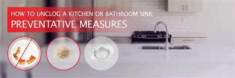 how to unclog a kitchen sink with standing water how to unclog a bathroom sink clogs can cause