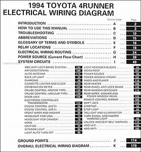 1997 Toyota 4runner Radio Wire Diagram   38 Wiring Diagram