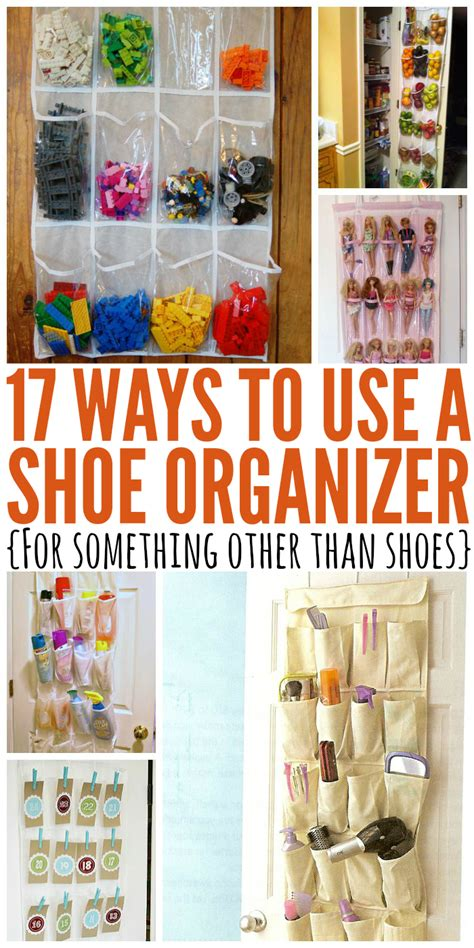 Smart Ways To Use Shoe Organizers