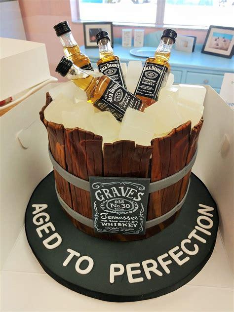jack daniels cake  birthday cake birthday cakes