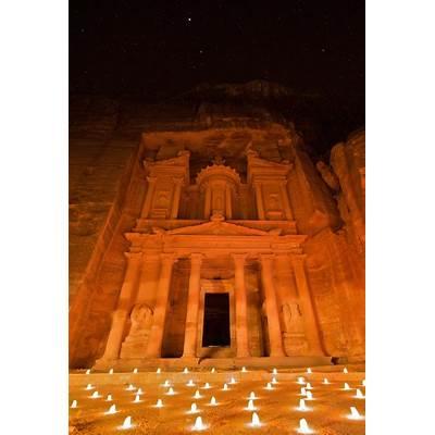 Jordanian city of Petra jordan - Places YOU want to visit