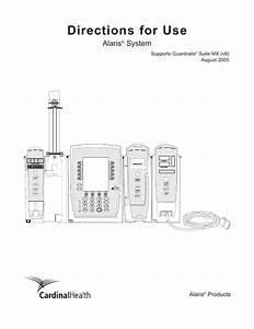 Alaris Pca Pump Service Manual