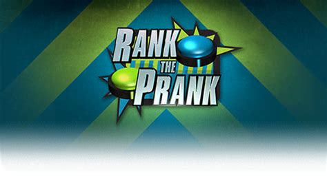 Rank The Prank Episodes  Watch Rank The Prank Online