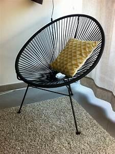 Fauteuil Acapulco Casa : salon version 2015 photo 8 9 nouveau fauteuil acapulco coussin style ~ Teatrodelosmanantiales.com Idées de Décoration