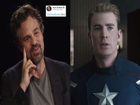 Mark Ruffalo aka Hulk has the most hilarious reaction ...