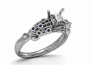 the ring gotham deserves a batman wedding ring geekologie With spider man wedding ring