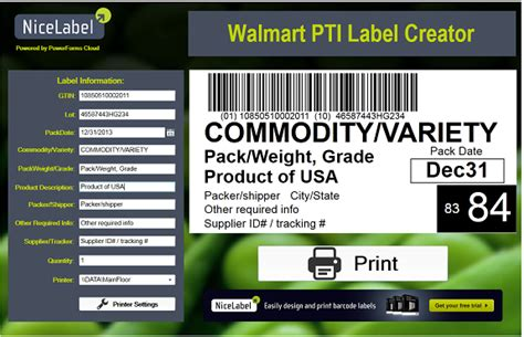Resources For Produce Traceability Initiative Pti
