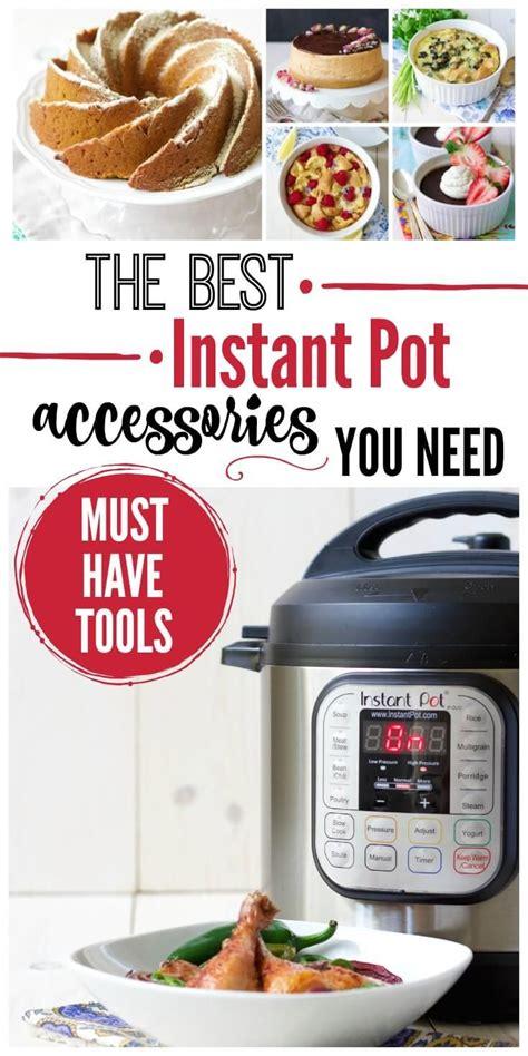 instant pot accessories recipes need beginners nourish