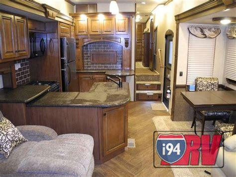 Heartland Gateway 3500re Luxury 5th Wheel Rv  Awesome Rvs