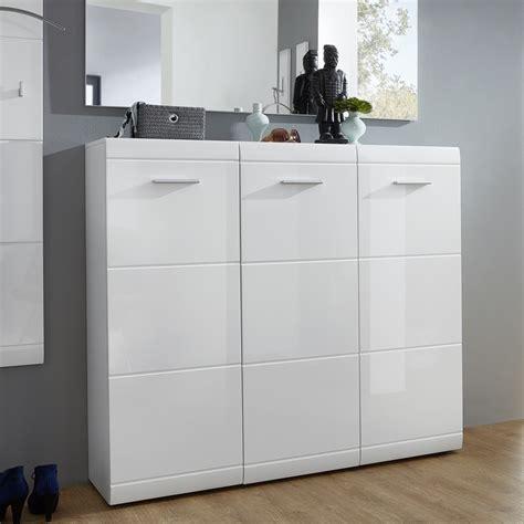 bureau angle blanc grand meuble a chaussures blanc design 36 paires alama