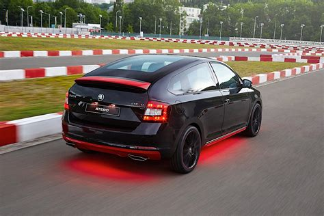 Skoda's Vocational Students Build One-Off Coupe Concept ...