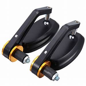 Bar End Mirrors - Motorcycle Rear View Mirrors