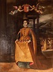 File:Rainha Santa Isabel, Milagre das Rosas (séc. XVII ...