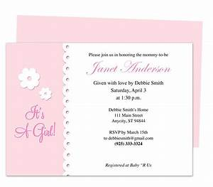 42 best baby shower invitation templates images on for Baby birth announcements templates for free