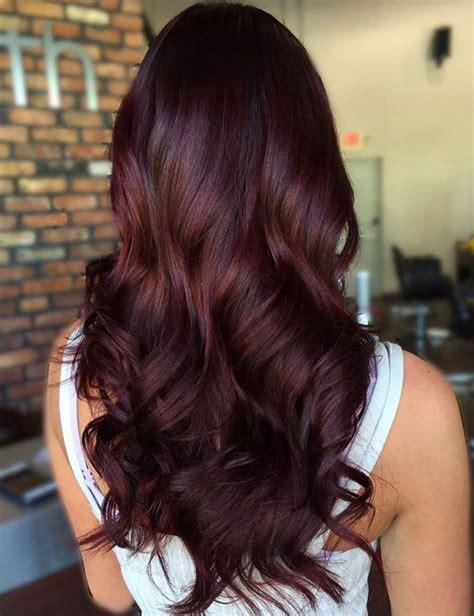 dark mahogany hair ideas  pinterest mahogany