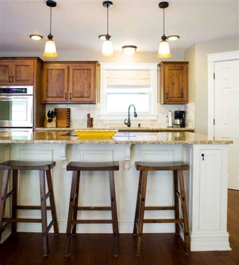adorable design  kitchen island  bar seating homesfeed
