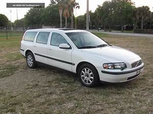 2001 Volvo V70 Wagon Florida Car