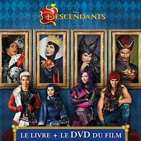 descendants le livre le dvd du film dvd de hachette
