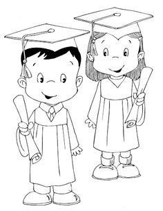 graduates childrens  coloring pages coloring pages   year preschool preschool