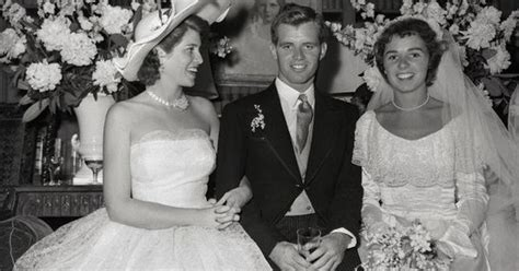 robert francis kennedy   bride   ethel