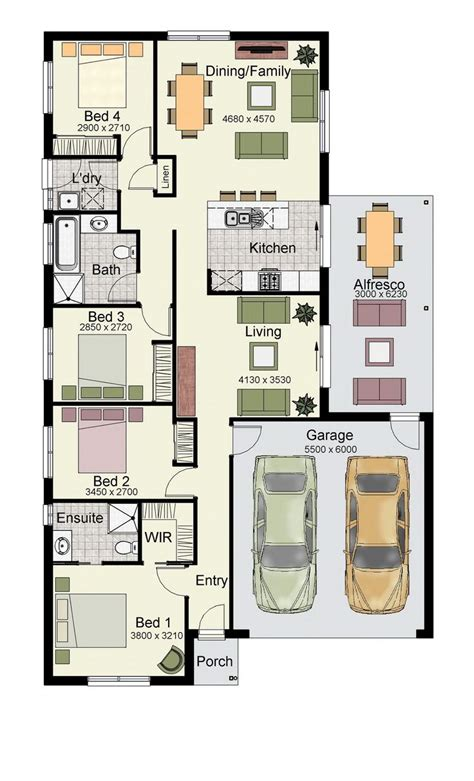 hotondo homes home designs images  pinterest