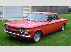 1964 Chevy Corvair Monza Coupe