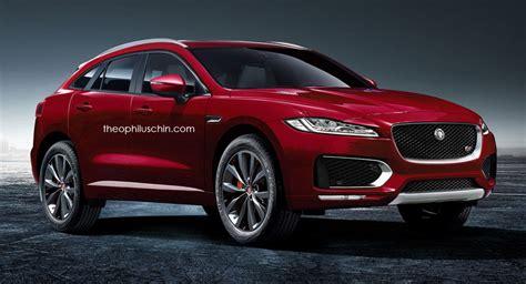 Jaguar Cpace Provides A Glimpse At A Bmw X4 Challenger