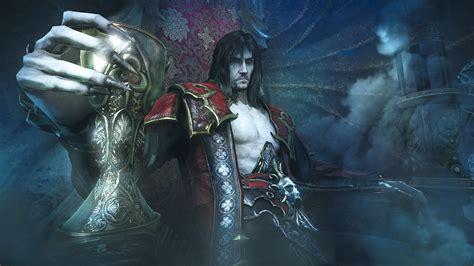 Castlevania Lords Of Shadow 2 Be Dracula Thumbthrone