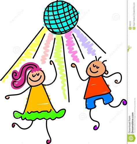 Kids Dancing Clip Art Free