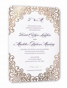 snowflake wedding invitations shutterfly With winter wedding invitations shutterfly