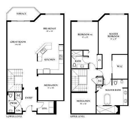 garage apartment plans 2 bedroom peninsula ii aventura condos for sale rent floor plans