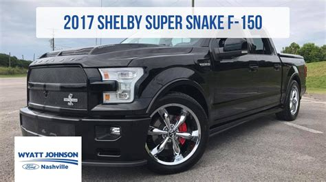 Meet The Shelby Super Snake Mustang Concept And F 150