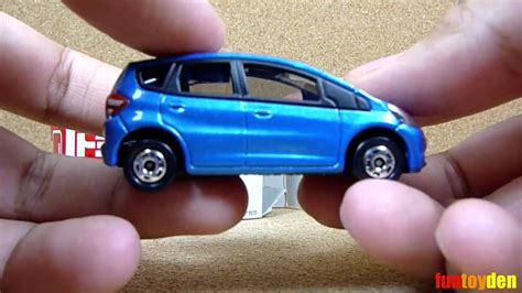 honda fit takara tomy tomica die cast car collection no