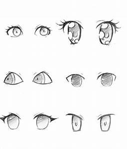 Basic Manga: How to Draw the Eyes